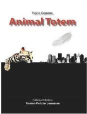 Animal totem - Couverture - Format classique