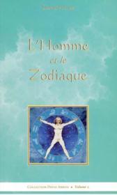 L'homme et le zodiaque - Couverture - Format classique