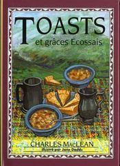 Toasts Et Graces Ecossais - Intérieur - Format classique
