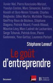 Le Gout D'Entreprendre - Intérieur - Format classique