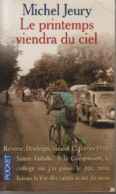 Le Printemps Viendra Du Ciel - Couverture - Format classique