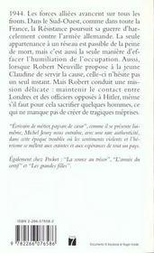 Le Printemps Viendra Du Ciel - 4ème de couverture - Format classique