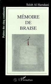 Mémoire de braise - Intérieur - Format classique