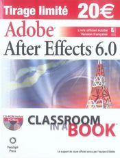 After effects 6 - Intérieur - Format classique