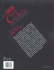 Le dada pour cochons - 4ème de couverture - Format classique