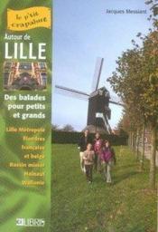 Autour de Lille - Couverture - Format classique