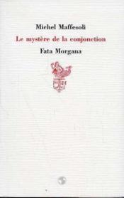 Mystere De La Conjonction (Le) - Couverture - Format classique