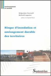 Risque d'inondation et développement durable - Couverture - Format classique