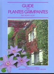 Guide des plantes grimpantes - Intérieur - Format classique