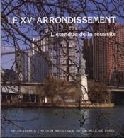 Le xv arrondissement - Couverture - Format classique