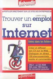 Trouver Un Job Sur Le Net - Intérieur - Format classique