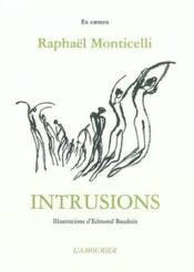 Intrusions - Couverture - Format classique