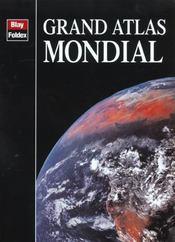 Grand atlas mondial illustre - Intérieur - Format classique