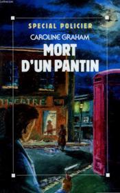 Mort D'Un Pantin. - Couverture - Format classique