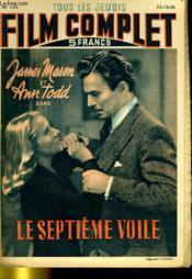 Tous Les Jeudis Film Complet N° 133 - Le Septieme Voile - Couverture - Format classique
