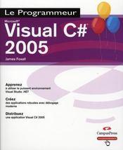 Visual C# 2005 - Intérieur - Format classique