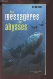 Les messagères des abysses - Couverture - Format classique