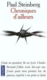 Les Chroniques D'Ailleurs - Intérieur - Format classique