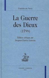 La Guerre Des Dieux (1799). - Couverture - Format classique