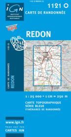 Redon - Couverture - Format classique