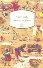 Aventures en afrique - Couverture - Format classique