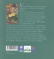 Heritage de saveurs metissees - 4ème de couverture - Format classique