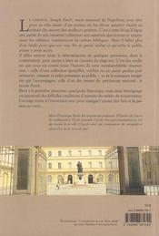 Dans les coulisses du musee fesch - 4ème de couverture - Format classique