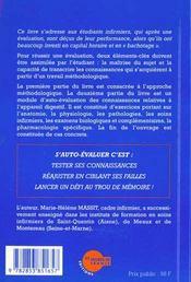 S Auto Evaluer En Pathologie Digestive - 4ème de couverture - Format classique