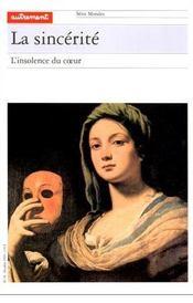 La sincerite - Intérieur - Format classique