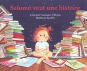 Salome Veut Une Histoire - Couverture - Format classique