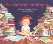 Salome Veut Une Histoire - Intérieur - Format classique
