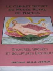 Cabinet Secret Du Musee De Naples - Couverture - Format classique