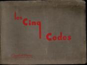 Les Cinq Codes - Couverture - Format classique