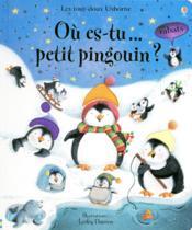 Où es-tu... petit pingouin ? - Couverture - Format classique