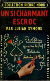 Un Si Charmant Escroc. Collection L'Aventure Criminelle N° 31. - Couverture - Format classique