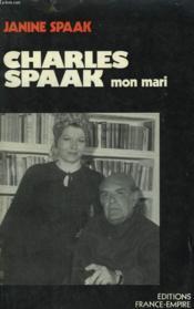 Charles Spaak Mon Mari. - Couverture - Format classique