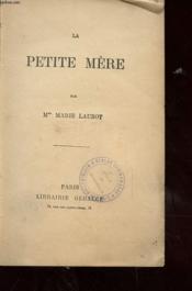 La Petite Mere - Couverture - Format classique