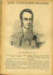 Amiral Roussin (1781-1854) - Couverture - Format classique