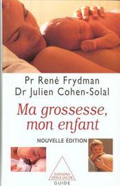 Ma grossesse, mon enfant - Intérieur - Format classique