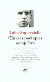 Oeuvres poetiques completes - Intérieur - Format classique