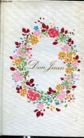 Don Juan ou la vie de Byron - Collection Nouvelles vies romantiques. - Couverture - Format classique