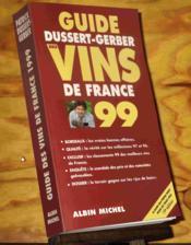 Guide Des Vins De France 99 - Couverture - Format classique