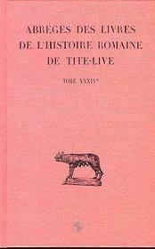Histoire romaine t34 (2e partie) - Intérieur - Format classique