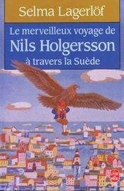Le merveilleux voyage de Nils Holgersson à travers la Suède - Intérieur - Format classique