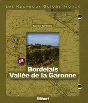 Guide Franck T.58 ; Bordelais, Vallée De La Garonne - Intérieur - Format classique