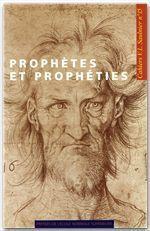 Prophètes & prophéties au XVI siècle - Couverture - Format classique