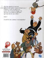 Oscar t.1 ; boule de gnome ! - 4ème de couverture - Format classique