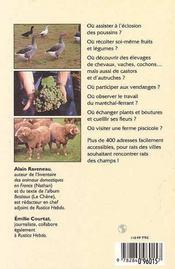 Guide de la campagne Paris et Île-de-France - 4ème de couverture - Format classique