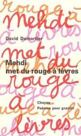 Mehdi Met Du Rouge A Levres - Couverture - Format classique