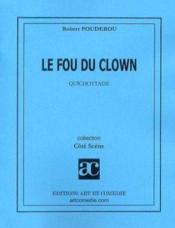 Le fou du clown - Couverture - Format classique